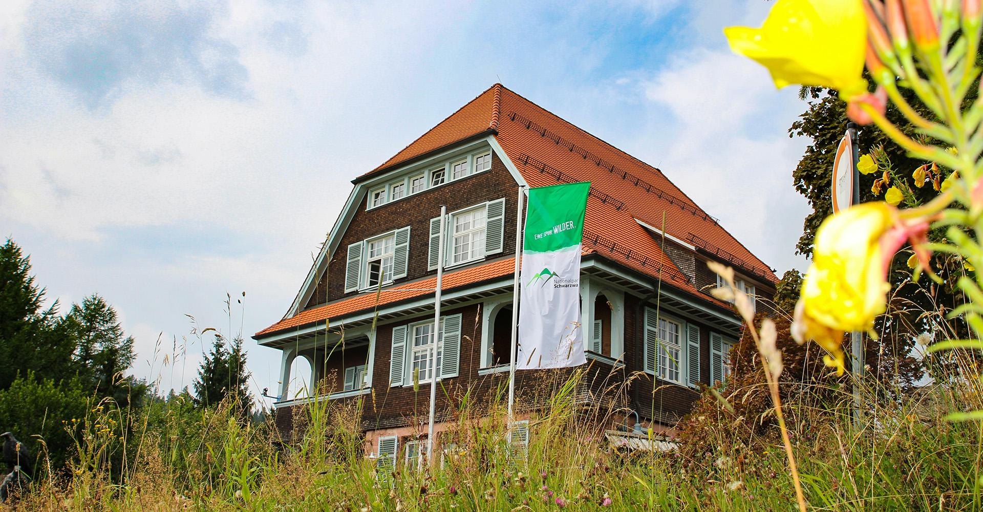 Villa Klumpp © Daniel Müller (Nationalpark Schwarzwald)